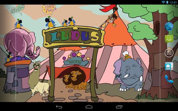 Ludus Live Wallpaper apk screenshot