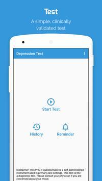 Depression Test poster