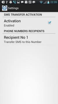 SMS Transfer screenshot 1