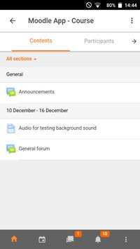 UCFB Online Hub screenshot 5
