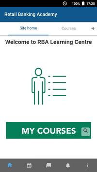 RBA Learning screenshot 1