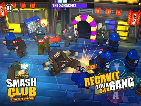Smash Club:Streets of Shmeenis apk screenshot