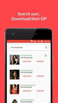 Download Instant DP screenshot 2