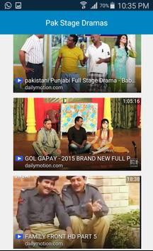 Pakistani Stage Shows Videos poster