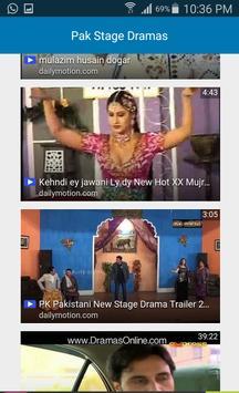 Pakistani Stage Shows Videos screenshot 1