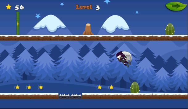 Christmas Ninja apk screenshot