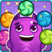 Shoot Bubble Sugar icon