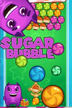 Shoot Bubble Sugar poster