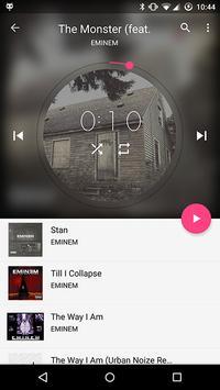 Moojik Player apk screenshot
