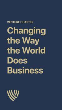 Hong Kong BNI Venture Chapter poster