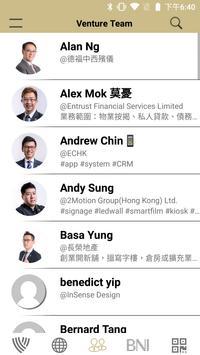 Hong Kong BNI Venture Chapter screenshot 2