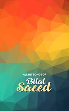 Bilal Saeed Songs poster