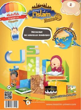 J'aime l'Islam le Magazine N:4 poster