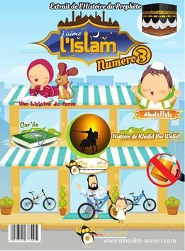 J'aime l'Islam le Magazine N:3 poster