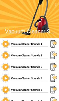 Vacuum Cleaner Sounds poster
