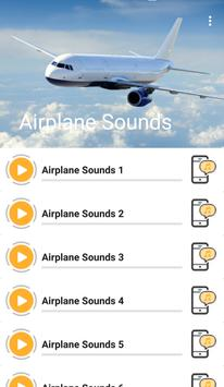 Airplane Sounds poster