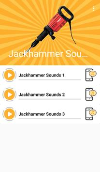 Jackhammer Sounds apk screenshot