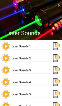 Laser Sounds screenshot 1