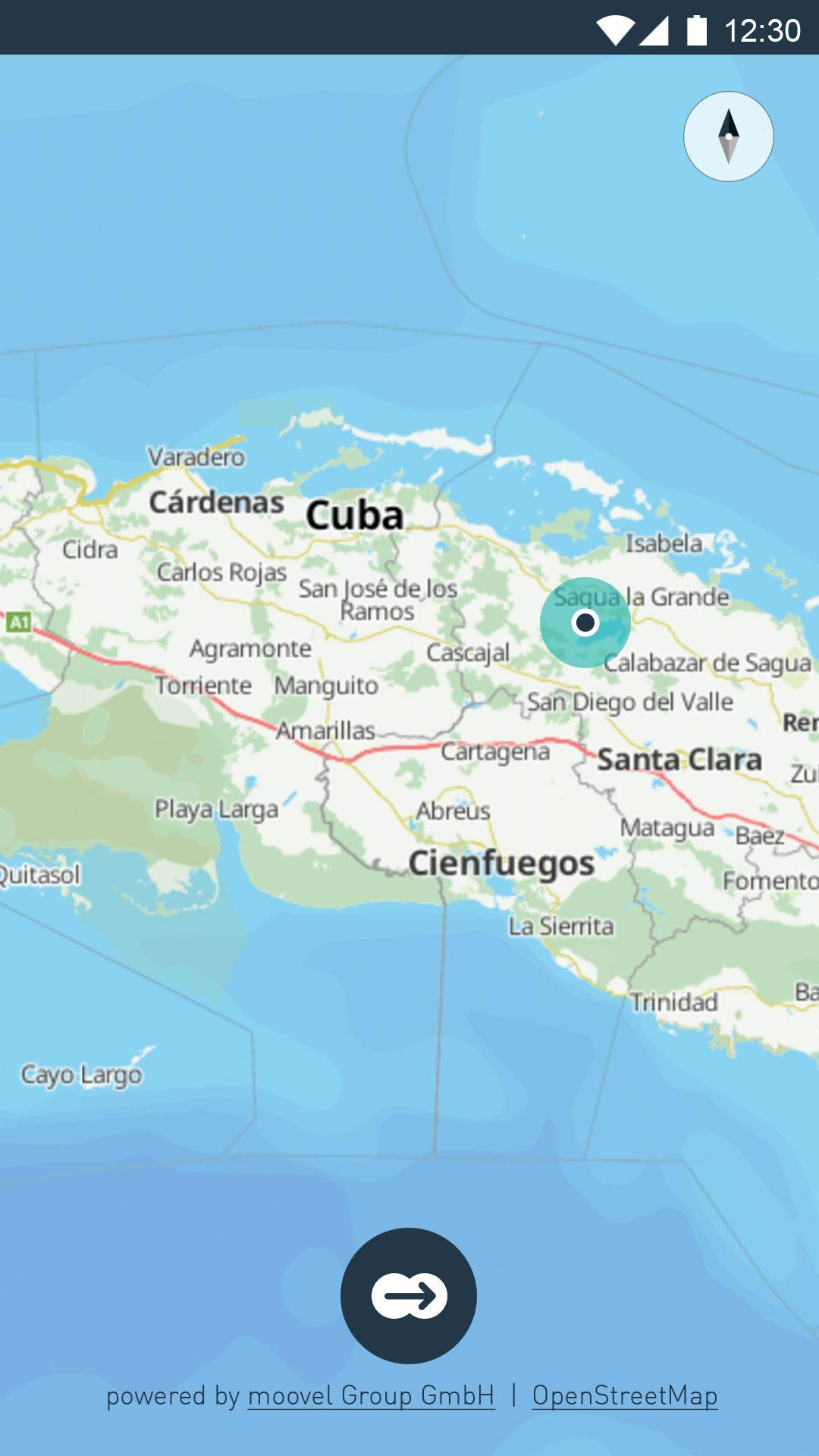 Offline Cuba Map - OSM Data for Android - APK Download