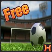 Curvy Free Kicks Live icon