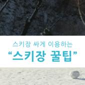 스키장 꿀팁 icon