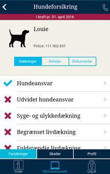 Alm. Brand Forsikring apk screenshot