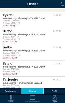 Alm. Brand Forsikring screenshot 2