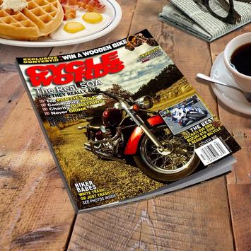 Cover Me: Fun Magazine Effects apk screenshot