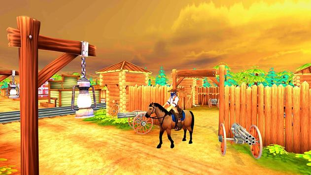 Horse Riding Adventure Derby Quest 2017 3D screenshot 4