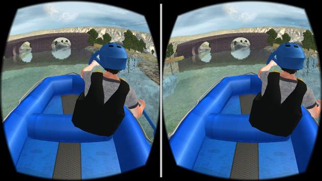 VR Raft Tour 2017 apk screenshot