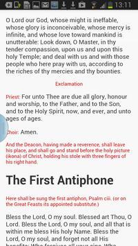 Orthodox Prayerbook Engish/中文 apk screenshot