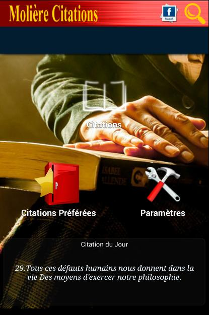 Moliere Citations For Android Apk Download