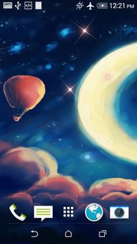Beautiful Balloons Wallpaper poster
