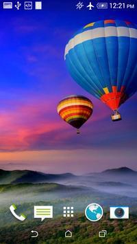 Beautiful Balloons Wallpaper screenshot 2