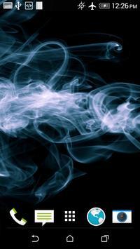Colours Smoke Wallpaper apk screenshot