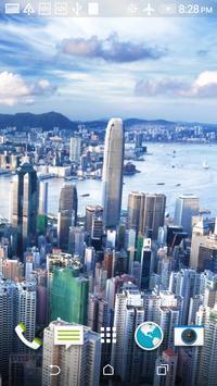 Hong Kong Live Wallpaper screenshot 3