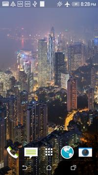Hong Kong Live Wallpaper screenshot 2