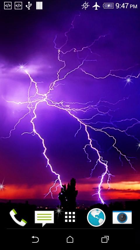 Lightning Live Wallpaper For Android Apk Download