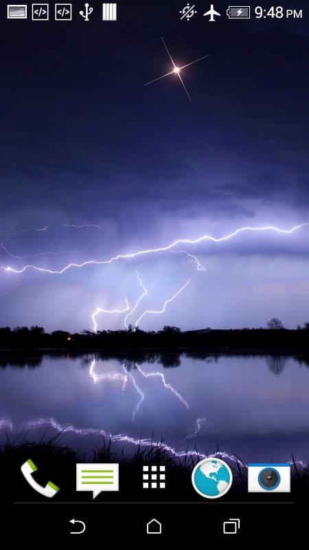 lightning live wallpaper apk download free