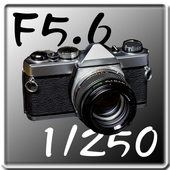 Exposure Meter icon