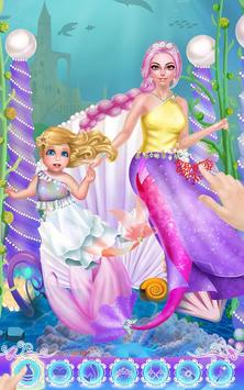 Mermaid Sister's Marine Style apk screenshot