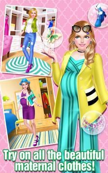 Mom to be! Celebrity Makeover screenshot 13