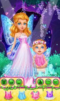 Fairy Mom: Baby Care Simulator poster