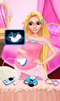 Rapunzel: Fairytale Baby poster
