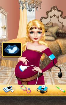 Sleeping Beauty Fairytale Baby apk screenshot
