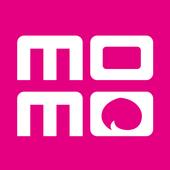 momo購物網-行動購物第一站,全通路兩百萬件商品一指購足 icon