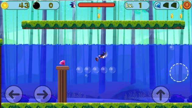 Sonic Speed Jungle Adventures apk screenshot