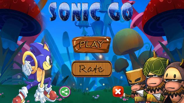 Sonic Speed Jungle Adventures screenshot 4