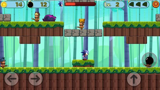 Sonic Speed Jungle Adventures screenshot 10
