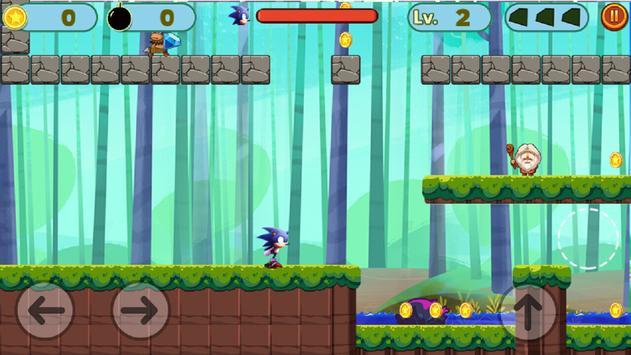 Sonic Speed Jungle Adventures screenshot 3